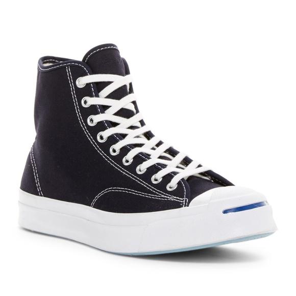 5bc0ce810b4814 Jack Purcell Signature Hi-Top Sneaker NEW. NWT. Converse
